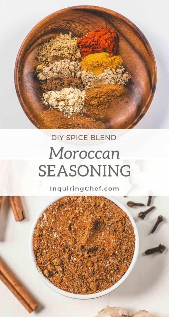 Moroccan Seasoning