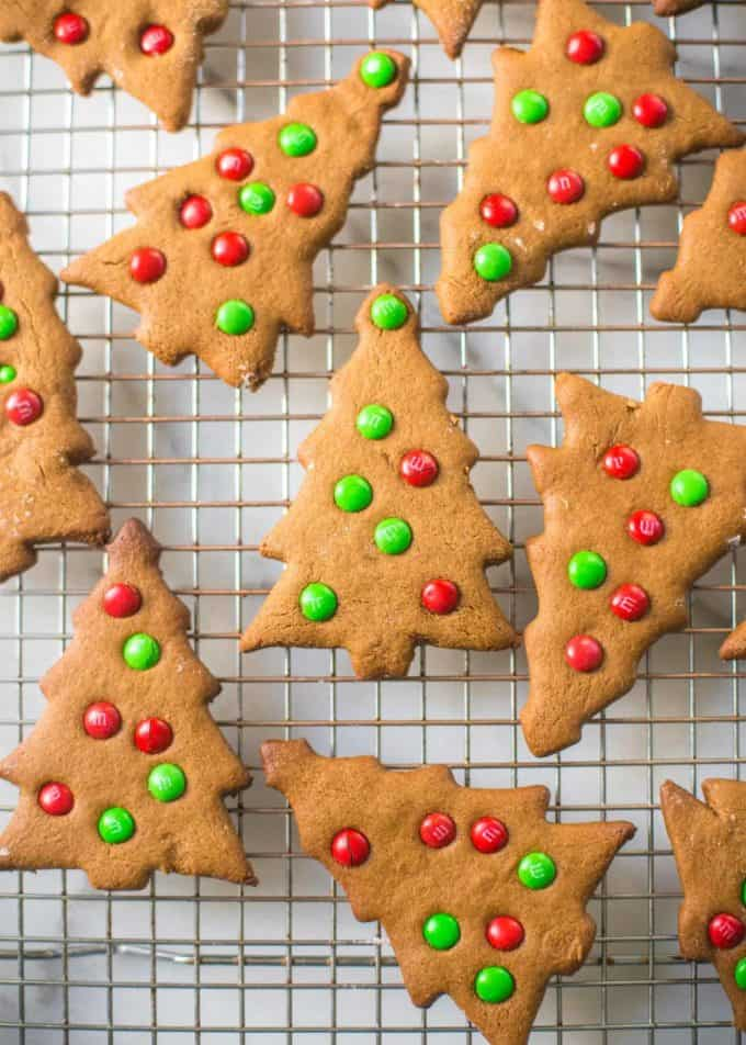 freezer friendly holiday cookies
