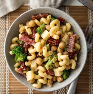 Instant Pot Italian Pasta Salad