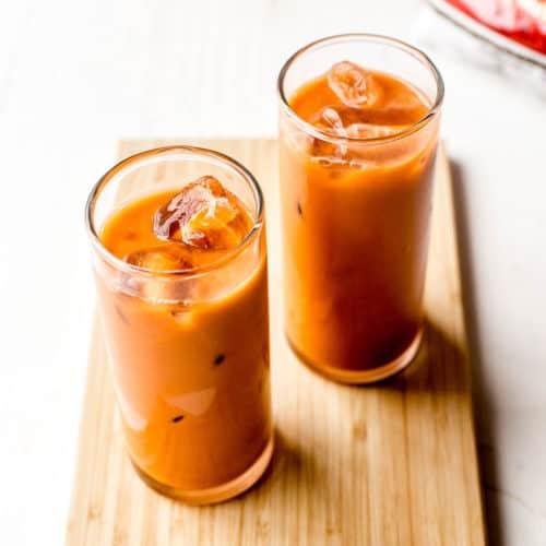 Thai Iced Tea | Inquiring Chef