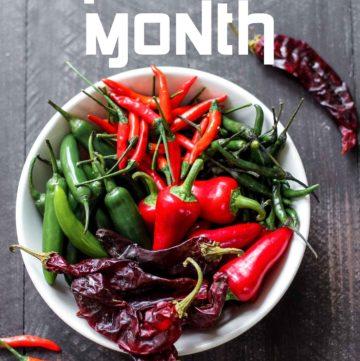 Thai food month