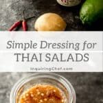 Simple Thai Dressing