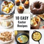 10 Easy Easter Recipes