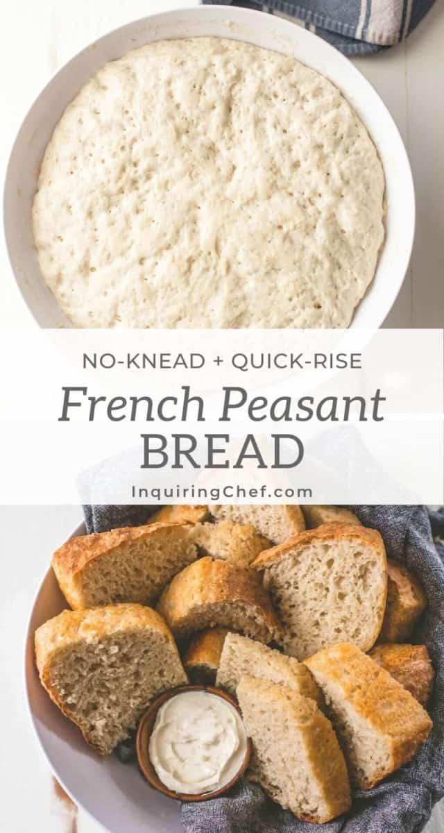 No-Knead Everyday Bread