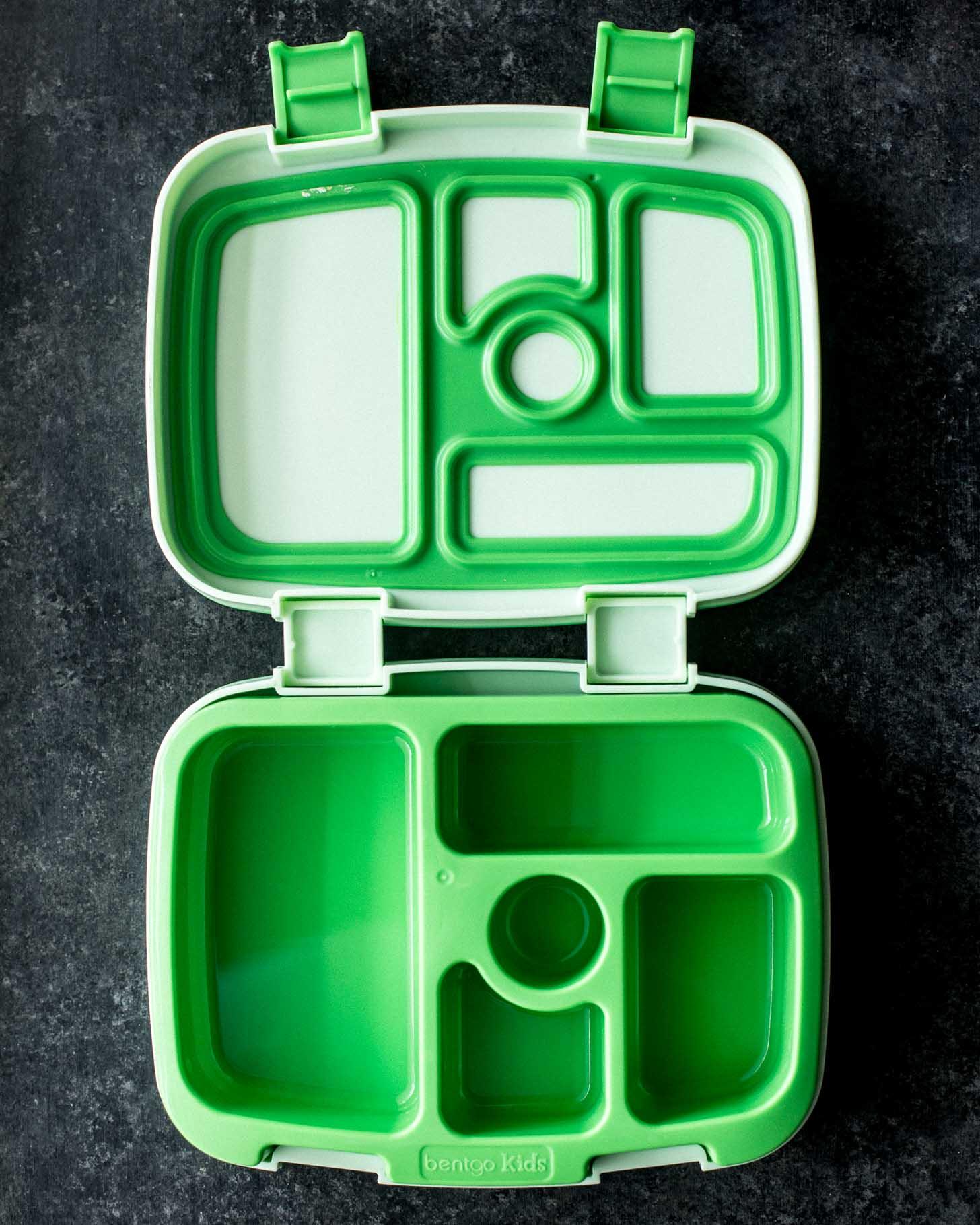 Bentgo Kids Lunch Box - Green