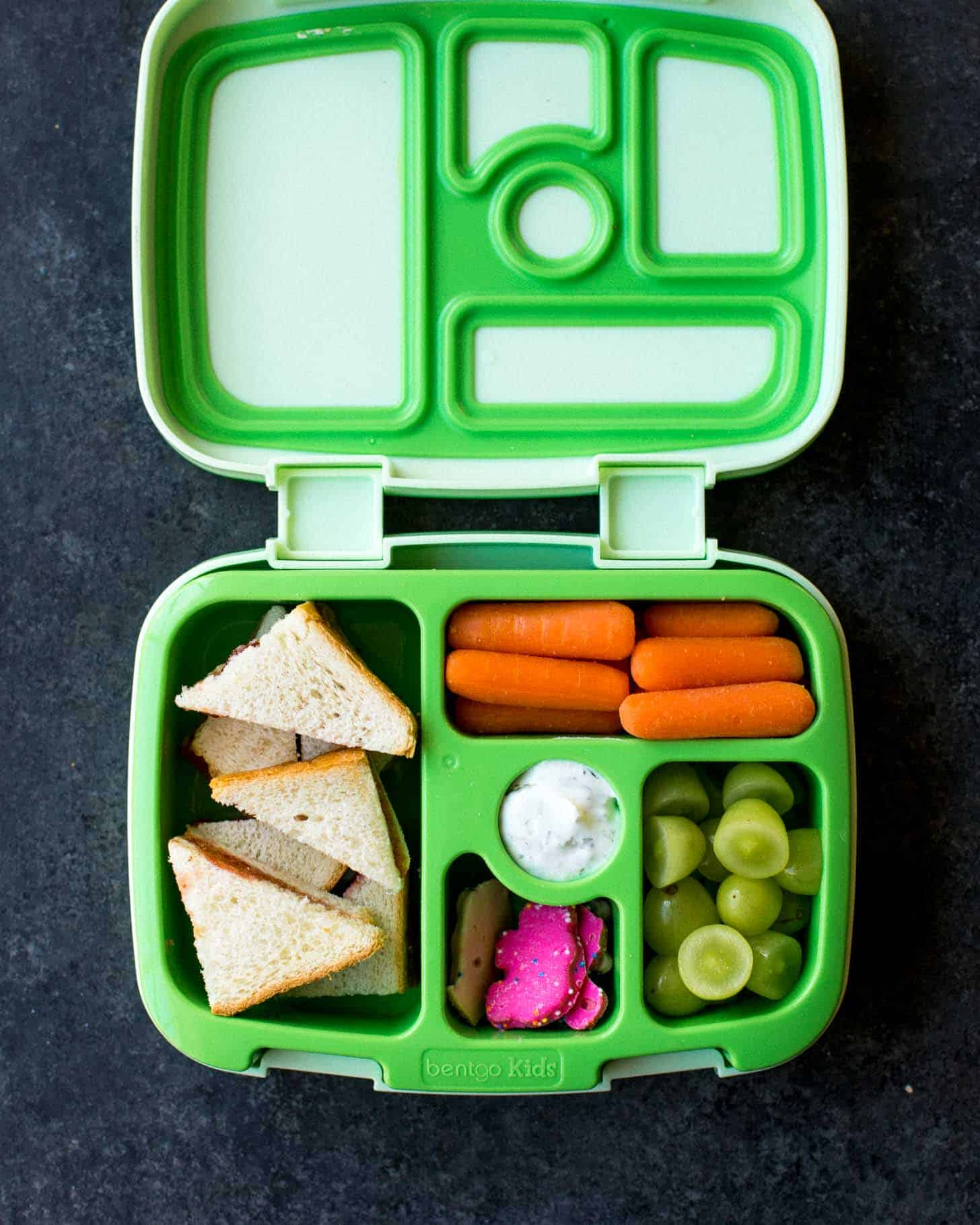 Bentgo Kids packed with Classic Lunch
