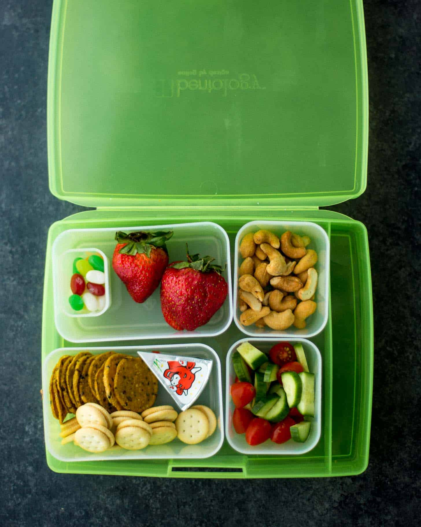 Bentology packed with Bento lunch