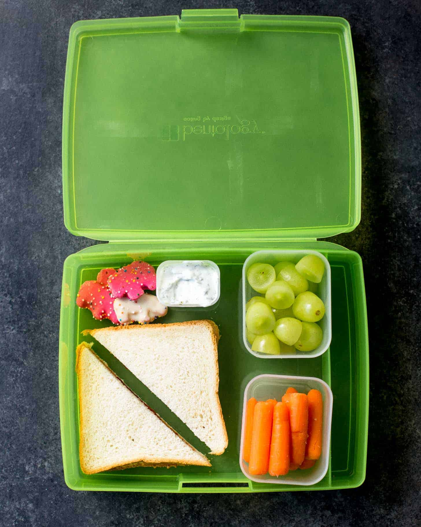 Bentology packed with Classic Lunch