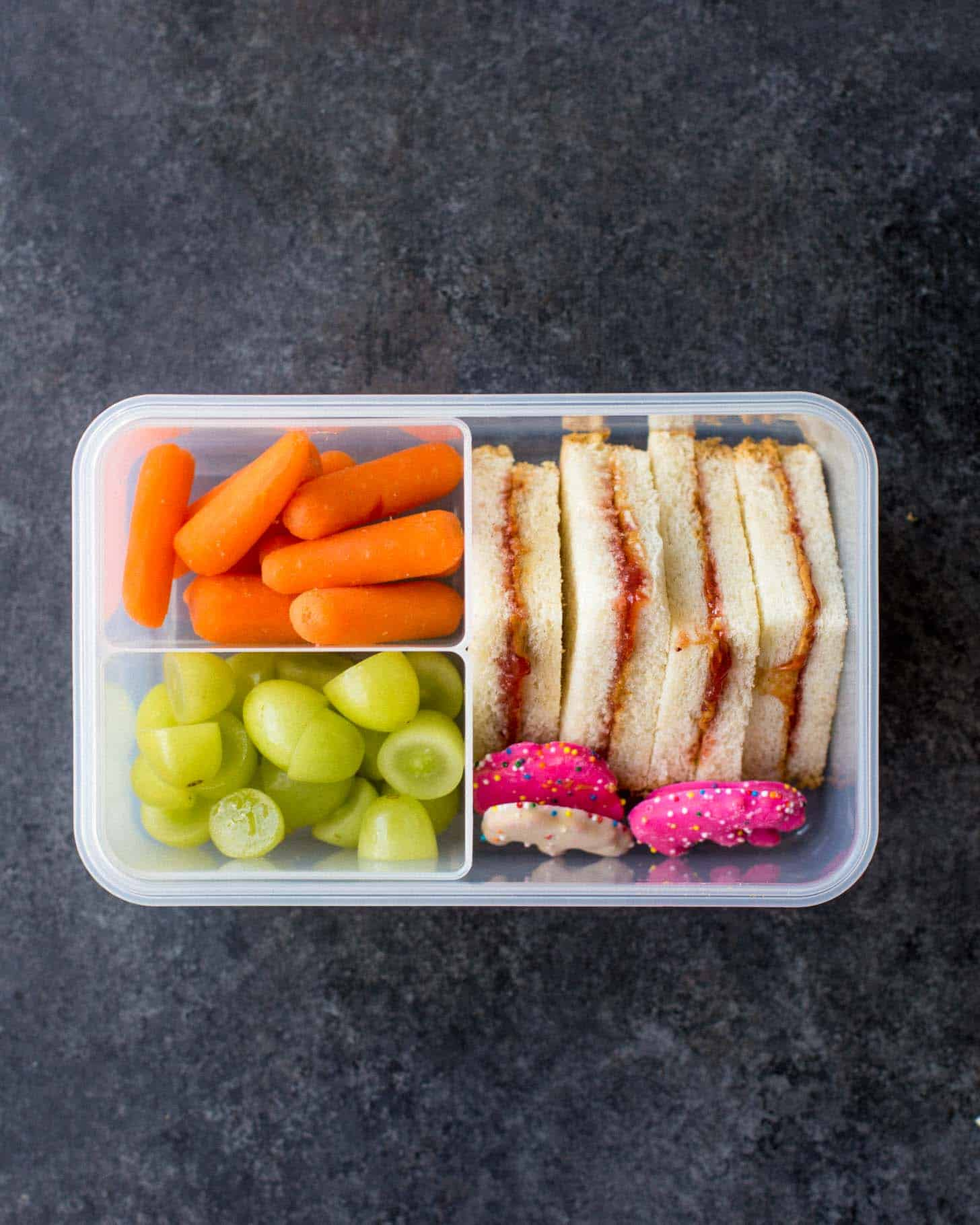 Fit Strong and Healthy Lunch Box packed with Classic Lunch