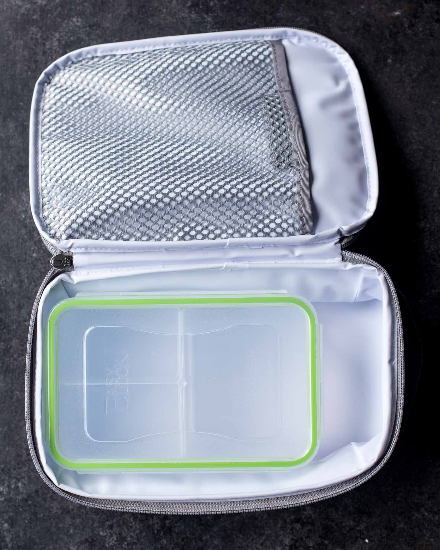 Fit Strong and Healthy in L.L. Bean Lunch Box