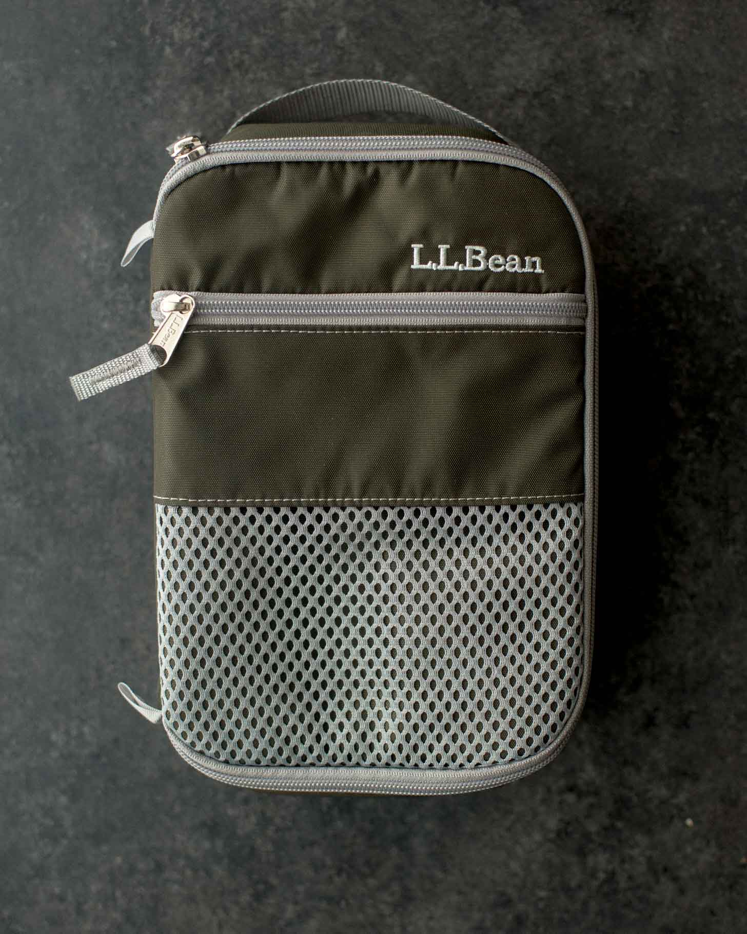 L.L. Bean Classic Lunch Box - Green