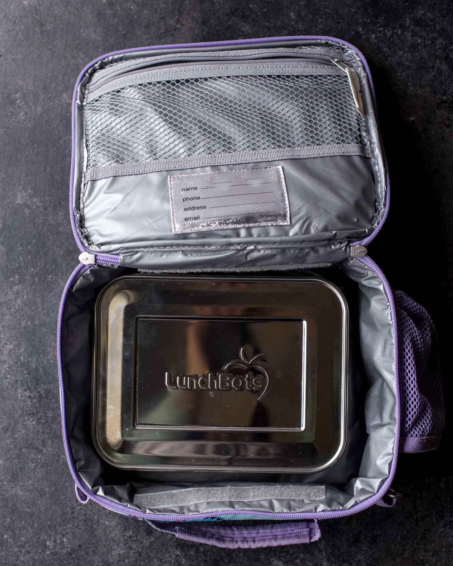 LunchBots Cinco in Pottery Barn Mackenzie Cold Pack