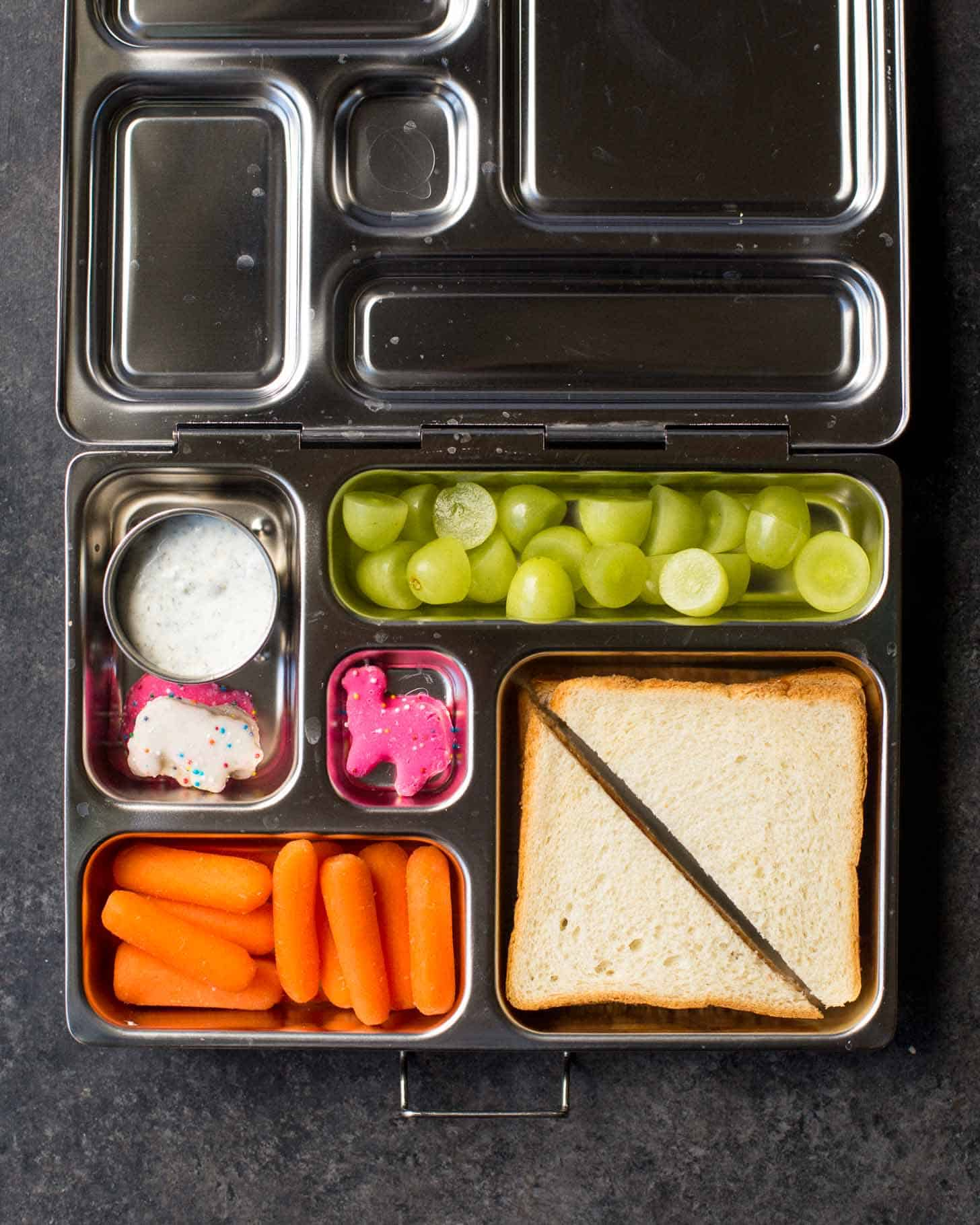 Planetbox Rover packed with Classic Lunch