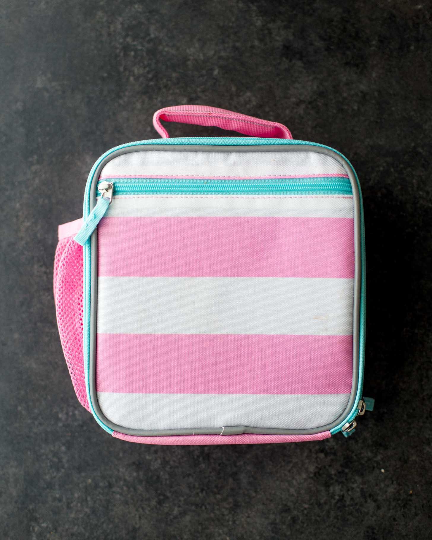 Pottery Barn Fairfax Classic Lunch Box / Bag