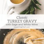 classic turkey gravy