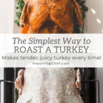 simplest way to roast a turkey