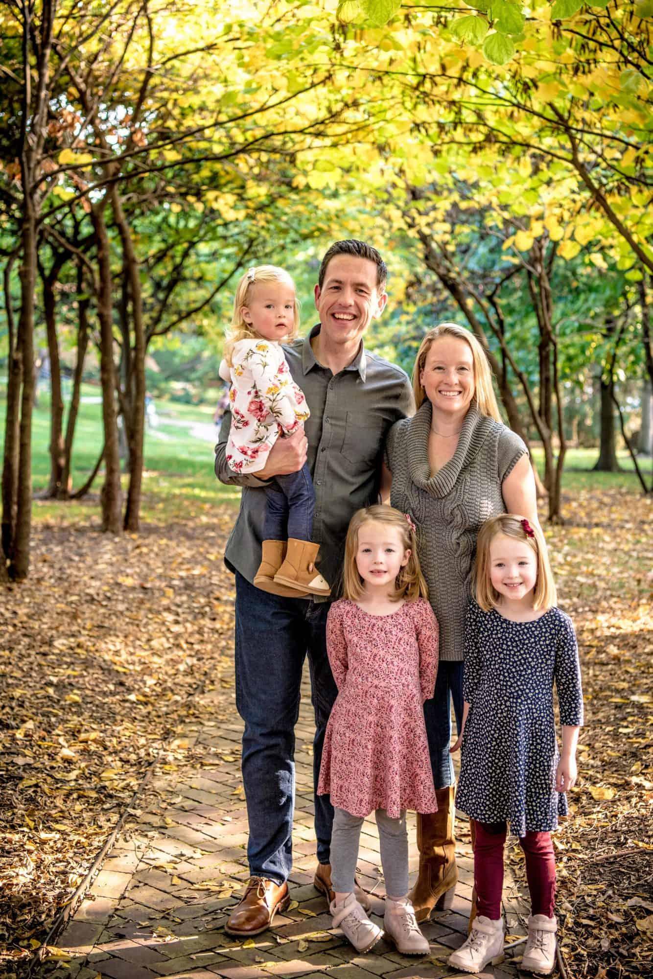 2020 Family Photo
