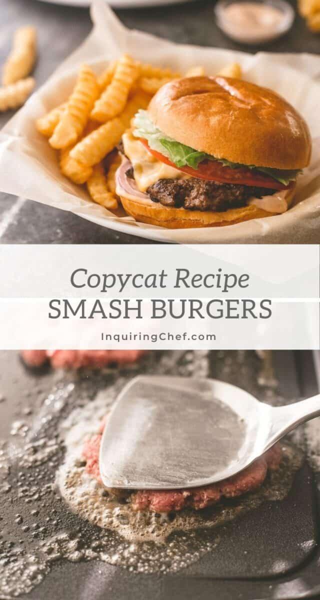 smash burgers