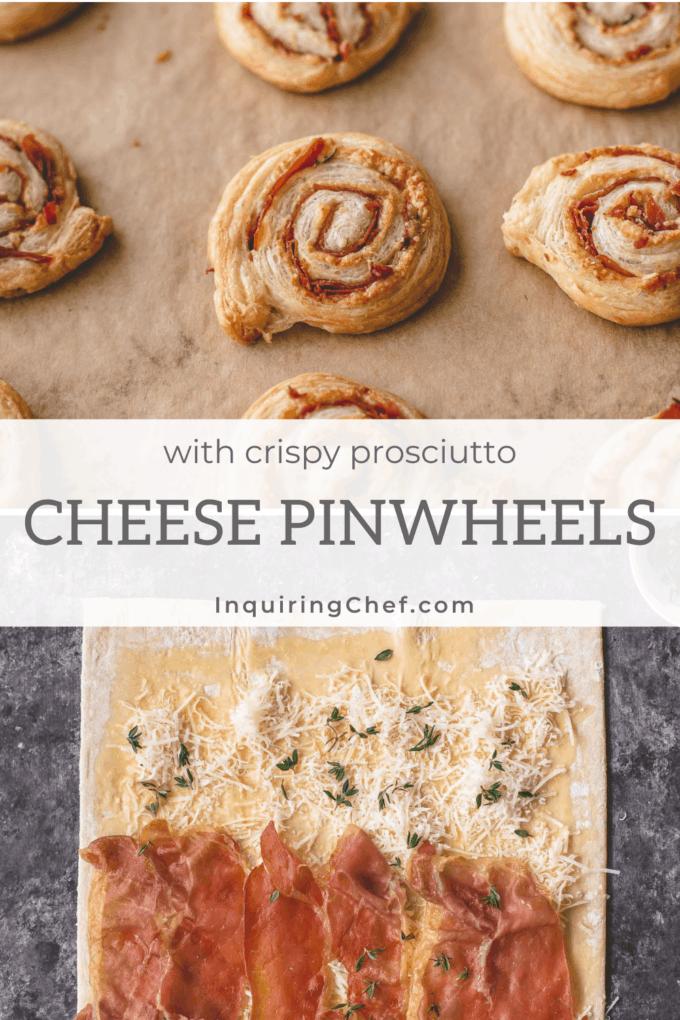 cheese pinwheels