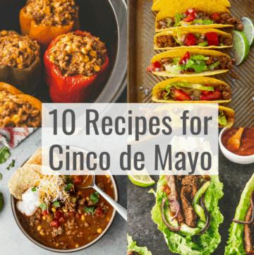 recipes for Cinco de Mayo